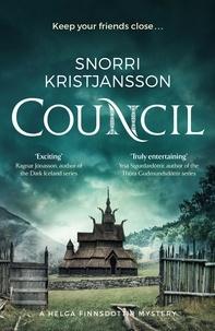 Snorri Kristjansson - Council - Helga Finnsdottir Book II.