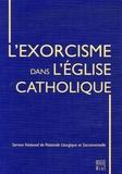 SNPLS - L'Exorcisme dans l'Eglise catholique.