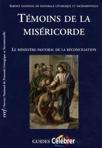 SNPLS - Témoins de la miséricorde - Le ministère pastoral de la réconciliation.