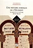 Soazick Kerneis - Une histoire juridique de l'Occident (IIIe-IXe siècle) - Le droit et la coutume.