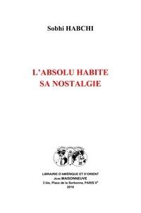 Sobhi Habchi - Absolu.