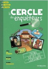 Pascal Duclermortier et Philippe de Le Fuente - Crime au zoo de Landemor.
