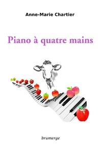 Anne-Marie Chartier - Piano à quatre mains.