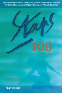 Jacques Gleyse - Staps N° 100, Printemps 20 : .