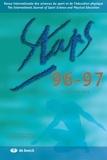 De Boeck - Staps N° 96-97, Printemps- : .