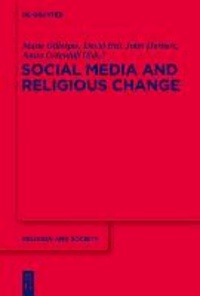 Social Media and Religious Change.