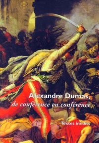 Société Amis d'Alexandre Dumas - .