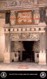 Bulletin de la Société des Antiquaires de Normandie N° 63 (1994-1997) 2e.pdf