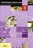 Véronique Brunet-Gaston - Bulletin de la Société archéologique champenoise Tome 101 N° 2/2008 : Esquisse du paysage architectural à Durocortorum - Reims - Marne.
