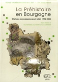 Rémi Martineau et Yves Pautrat - Revue archéologique de l'Est Supplément N° 39 : La Préhistoire en Bourgogne : état des connaissances et bilan 1994-2005.