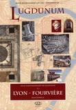 Michel Lenoble - Revue archéologique de l'Est Supplément N° 47 : Atlas topographique de Lugdunum - Volume 1, Lyon-Fourvière.