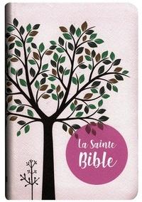 Société biblique canadienne - La Sainte Bible - Segond 1910 rose.