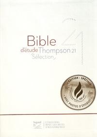 Histoiresdenlire.be Bible d'étude Thompson 21 - Sélection Image