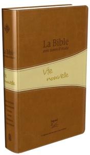 Rhonealpesinfo.fr La Bible avec notes d'étude - Vie nouvelle Image