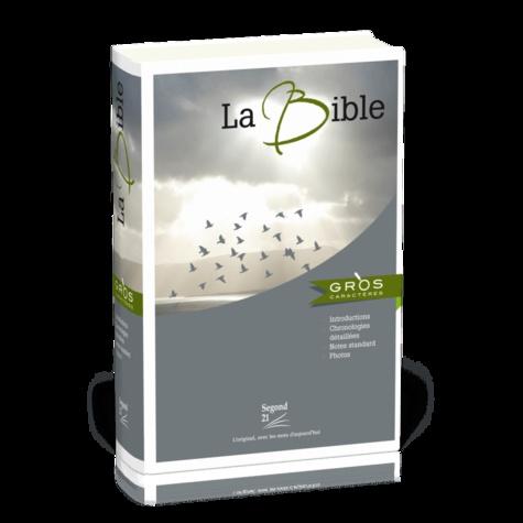 Société biblique de Genève - La Bible Segond 21.