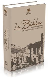 Birrascarampola.it La Bible Segond 21 - Avec notes d'études archéologiques et historiques Image