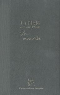 Galabria.be La Bible Vie Nouvelle - Avec notes d'étude, couverture rigide Image