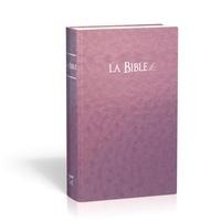 Société biblique de Genève - La Sainte Bible Segond 21 - L'original avec les mots d'aujourd'hui. Couverture rigide violette, papier recyclé.