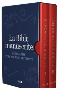 Société biblique française - La bible manuscrite.