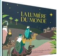 Société biblique française - La lumière du monde - Album transferts et coloriage.
