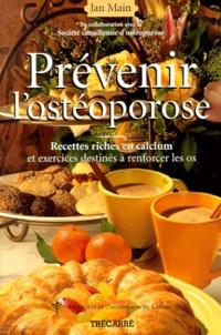 Deedr.fr PREVENIR L'OSTEOPOROSE. Plats riches en calcium et exercices destinés à renforcer les os Image