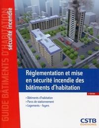 Société Casso et Associés et Stéphane Hameury - Réglementation et mise en sécurité incendie des bâtiments d'habitation.