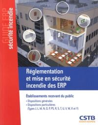 Société Casso et Associés - Réglementation et mise en sécurité incendie des ERP - Dispositions générales, dispositions particulières.