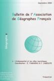 Edith Fagnoni et Jérôme Lageiste - Bulletin de l'Association des Géographes français Septembre 2009 : L'événementiel et les villes touristiques.