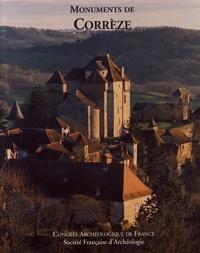 Société Française Archéologie - Monuments de Corrèze.