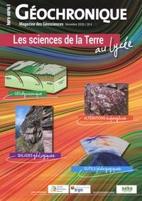 Isabelle Veltz - Géochronique Hors-série N° 1, déc : Les sciences de la Terre au lycée.