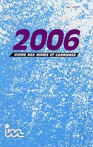 Société Industrie Minérale - Guide des mines et carrières.