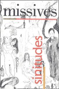 Josette Rasle et Martine Vallette-Hémery - Missives N° spécial 2003 : Sinitudes.