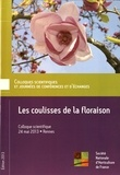 Société Nationale Horticulture - Les coulisses de la floraison - 15e colloque scientifique, Rennes, 24 mai 2013.