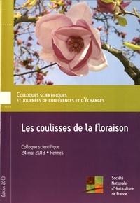 Histoiresdenlire.be Les coulisses de la floraison - 15e colloque scientifique, Rennes, 24 mai 2013 Image