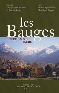 Société Savoisienne d'histoire - Les Bauges : entre lacs et Isère - Histoire et patrimoine.