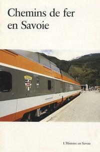Pierre Préau - Chemins de fer en Savoie.