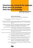 Sandro Cattacin et Rosita Fibbi - Revue suisse de sociologie N° 42 2/2016 : The New Second Generation.