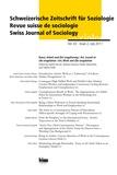 André Ducret et Andrea Glauser - Revue suisse de sociologie Volume 43 N°2/2017 : Kunst, Arbeit und (De-)regulierung; Art, travail et (dé-)régulation; Art, Work and (De-)regulation.