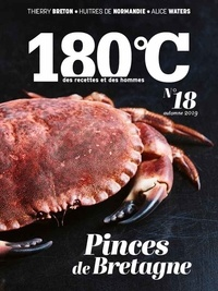 Philippe Toinard - 180°C N° 18, automne 2019 : Pinces de Bretagne.