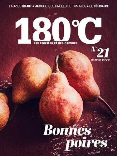 180°C N° 21, automne 2020 Conférence de poires
