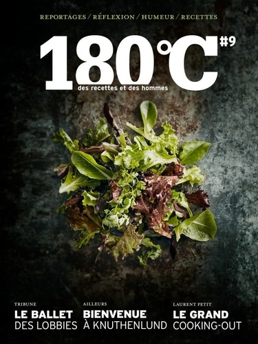 Philippe Toinard - 180°C N° 9, printemps-été  : .