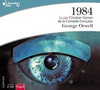 George Orwell - 1984. 2 CD audio MP3