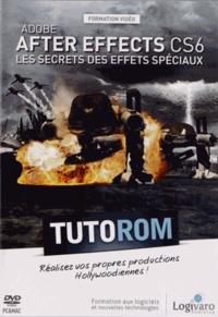 Nicolas Leprêtre - Adobe After Effects CS - Les secrets des effets spéciaux.