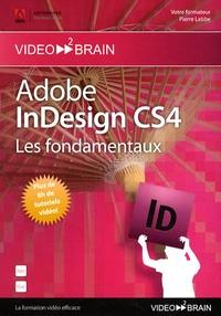 Pierre Labbe - Adobe InDesign CS4 - Les fondamentaux, DVD.
