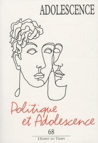 Adolescence N° 68, Eté 2009.pdf