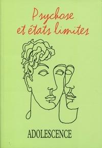 François Richard - Adolescence N° 94, Hiver 2015 : Psychose et états limites.