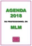 Alexandre Cauchois - Agenda 2018 du professionnel en MLM.