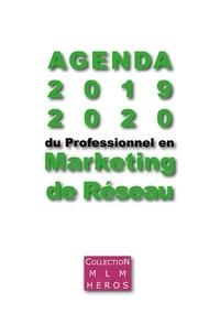 Alexandre Cauchois et Fabien Msica - Agenda 2019 2020 du Professionnel en Marketing du Réseau - Le premier agenda dédié aux VDI.