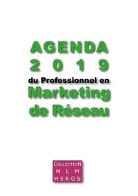 Fabien Msica et Alexandre Cauchois - Agenda 2019 du Professionnel en Marketing de Réseau - Le premier agenda dédié aux VDI.
