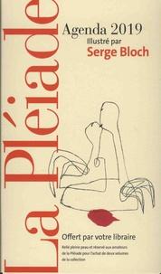 Serge Bloch - Agenda La Pléiade.